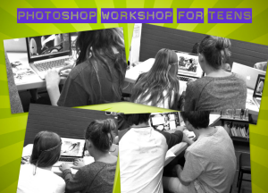 Photoshop Workshop @ Springwood Library