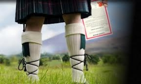 kilted reader