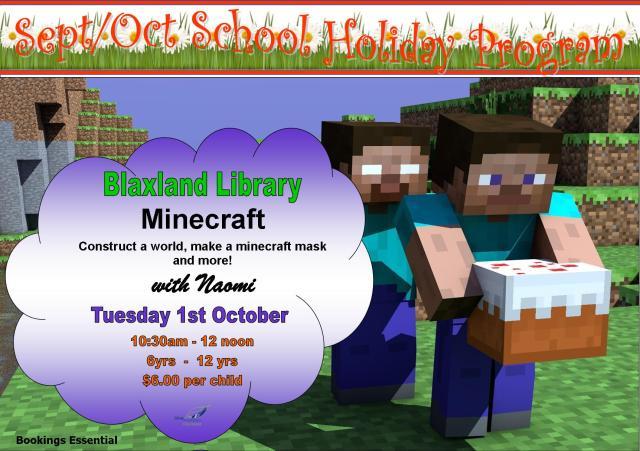 4 Minecraft Blax