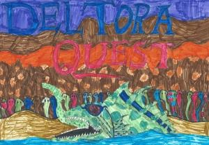 By Nicholas Robinson (age 8)
