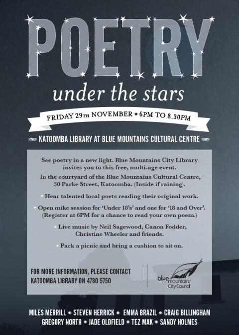 PoetryUnderTheStars2013