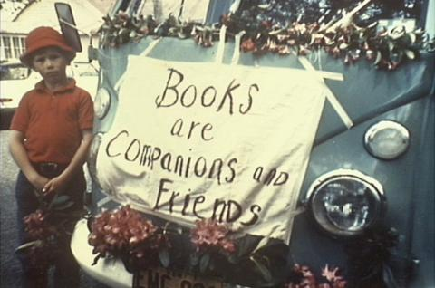 BooksAreCompanionsAndFriends