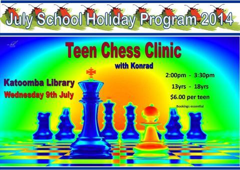 Teen chess