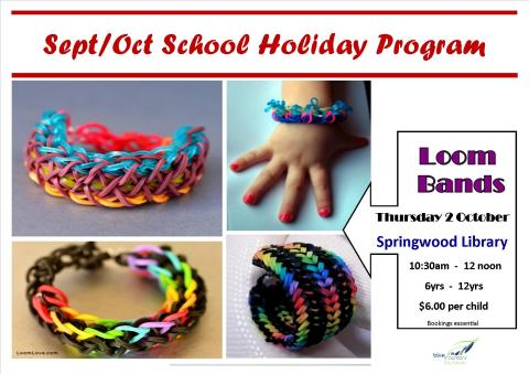 Loom Bands Springwood
