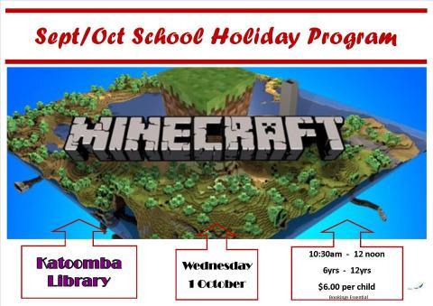 Minecraft Katoomba