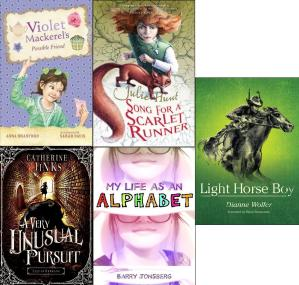 Younger Readers 2014