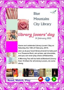 Library Lovers' Day final