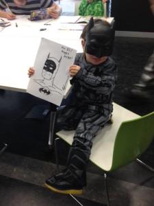 eli batman 1