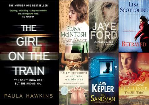 Carolyns books