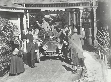 Belgravia Hotel Medlow Bath c.1908