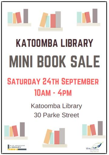 Katoomba mini book sale