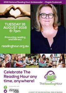 ReadingHour ambassador 2016