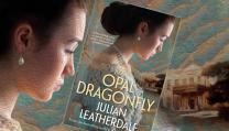 Opal Dragonfly Landscape